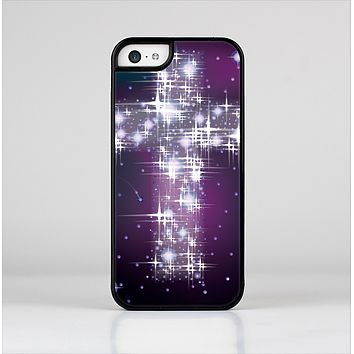 The Glowing Starry Cross Skin-Sert Case for the Apple iPhone 5c