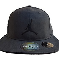 Air Jordan Jumpman Baseball Adjustable Cap Youth 8/20 Anthracite 9A8391-693