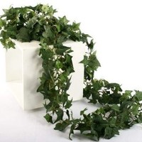 Outop 1 Pc Fake Hanging Vine Plant Leaves Garland Home Garden Wall Decoration