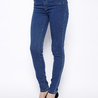 Pull&Bear Low Rise Skinny Jeans