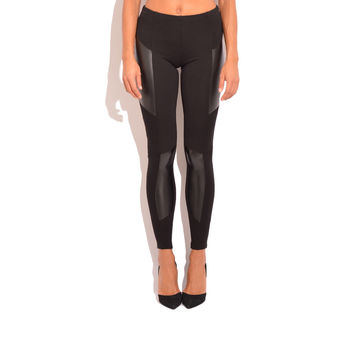 AMANDA UPRICHARD Celeste leggings