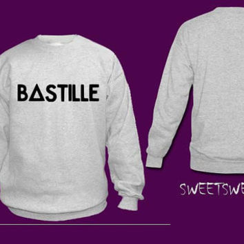 Bastille sweater sweatshirt Unisex Women and Men