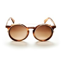 MATAHARI MID CHOCOLATE TORTOISESHELL | ACCESSORIES | SUNDAY SOMEWHERE
