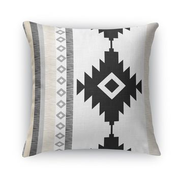 PUEBLO WITH TAN Accent Pillow By Becky Bailey