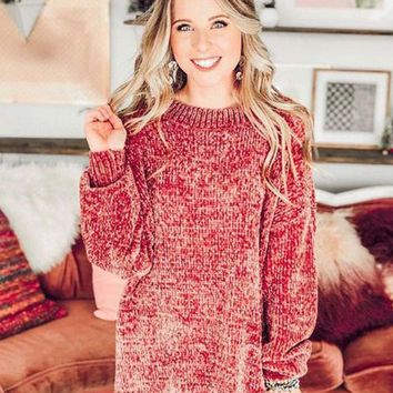 Spool Lux Enchanted Sweater