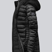 Canada Goose Womens Black Label Brookvale Hooded Coat (multiple colours)