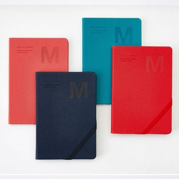 2016 Ardium Simple M dated monthly journal planner
