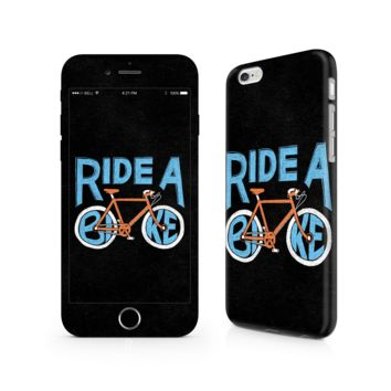 Ride A Bike iPhone 6/6 Plus Skin