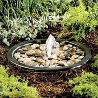 Create A Serene In-Ground Fountain - Plow & Hearth