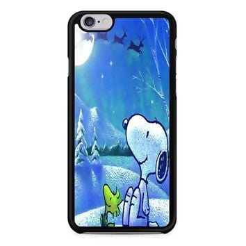 Snoopy Christmas iPhone 6/6s Case