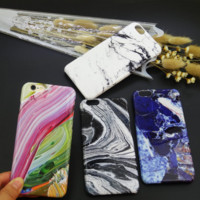 Unique Marble iPhone 5s 5se 6 6s Plus Case High Quality Cover+ Gift Box