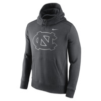 Nike College Hybrid Fleece Pullover (UNC) Men's Hoodie