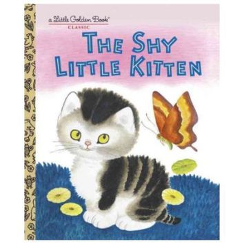 The Shy Little Kitten - Walmart.com