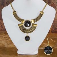 Serket Egyptian Goddess Jewelry Set