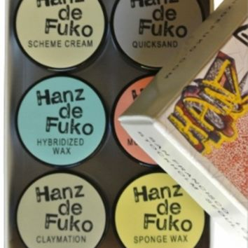 DELUXE MINI KIT | Hanz de Fuko