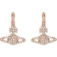 VIVIENNE WESTWOOD JEWELLERY - Grace Bas Relief earrings | Selfridges.com