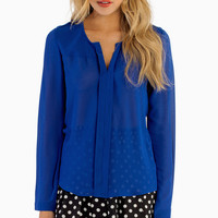Amy Blouse - TOBI