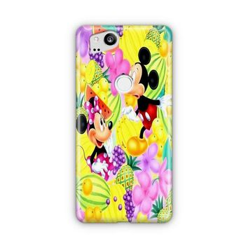 Mickey And Minnie Mouse Google Pixel 3 XL Case | Casefantasy