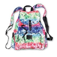 Victoria's Secret PINK Backpack - Rainbow Floral