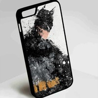 Batman Superhero DC Comics iPhone 4, 4s, 5, 5s, 5c, 6, 6plus, 7 Case