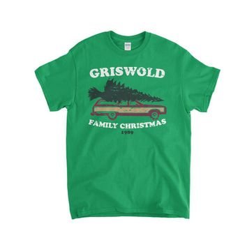 Griswold Family Christmas Kids T-Shirt