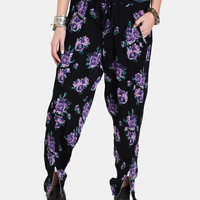 Ladyland Floral Pants By Somedays Lovin