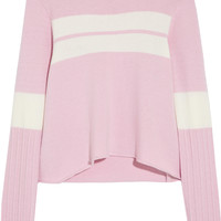 Preen Line - Mazy oversized striped knitted sweater