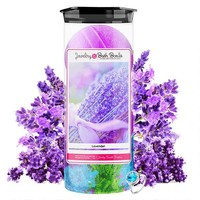Lavender | Jewelry Bath Bombs Twin Pack