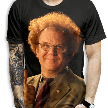 Steve Brule Knows All Shirt – six 3