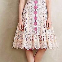 Anthropologie Versailles Lace Dress Sz 00 P and 2 - by Moulinette Soeurs  - NWT