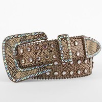 BKE Snake Print Belt - Women's Accessories | Buckle