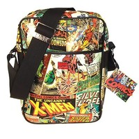 Marvel Retro Collection Flight Bag - BB Designs - Marvel - Bags at Entertainment Earth