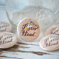 Potterhead 1.5in Button from GipsonWands