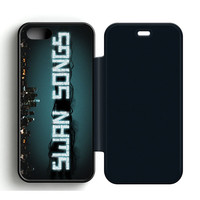 Hollywood Undead Swan Song Flip iPhone 5 | 5S Case