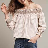 Dayle Off-The-Shoulder Top