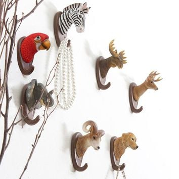 Animal Wall Hook