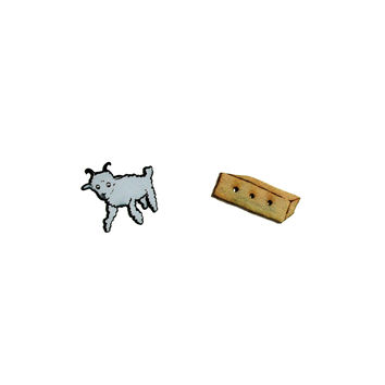 The Little Prince™ Perfect Sheep Earrings