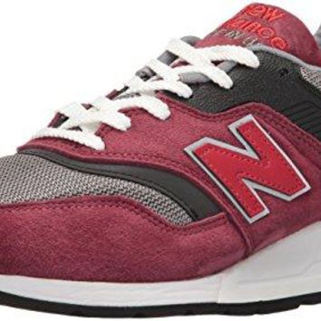 New Balance Men's 997 Enduring Purpose-Made USA Fashion Sneaker