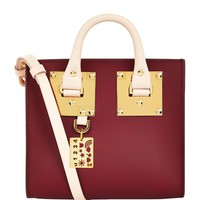 Sophie Hulme Small Albion Box Tote Cross Body Bag | Harrods.com