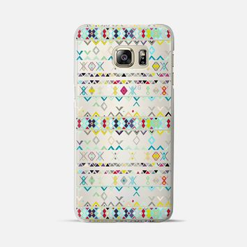 celebration weave transparent Samsung Galaxy Galaxy S6 Edge+ case by Sharon Turner | Casetify