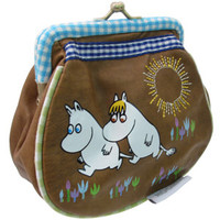 Moomin Purse: Woodlands