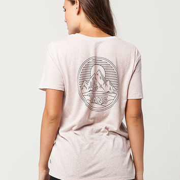 VANS Yonder Womens Tee | Graphic Tees