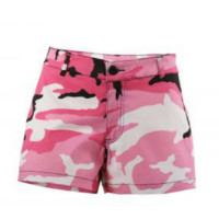 PINK CAMO BOOTY SHORTS - Shop Jeen - powered by Hingeto