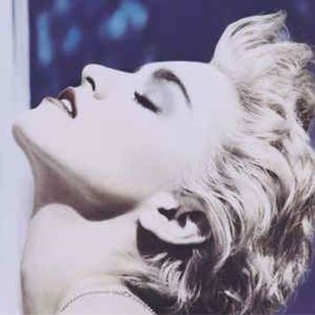 True Blue- Madonna, LP (Pre-owned)
