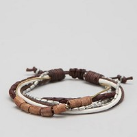 Mixed Material Bracelet