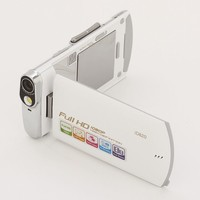 Polaroid Ultra Thin Digital Video Recorder ID820-WHITE