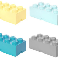 LEGO Design Collection - Large Storage Brick Box - Home Storage Systems From Store