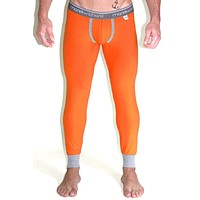 Core Long Johns- Mango