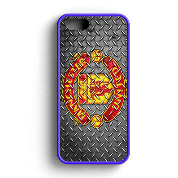 Manchester United The Famous Football Te iPhone 5 Case iPhone 5s Case iPhone 5c Case