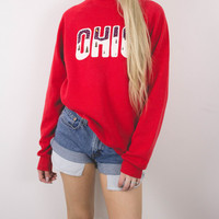 Vintage Ohio Vacation Sweatshirt